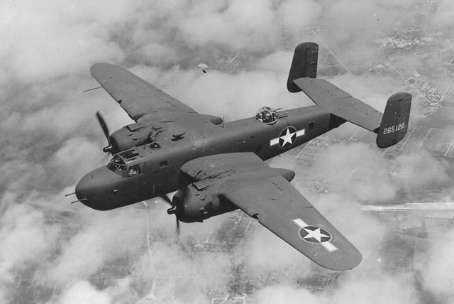 North American B 25 Mitchell
