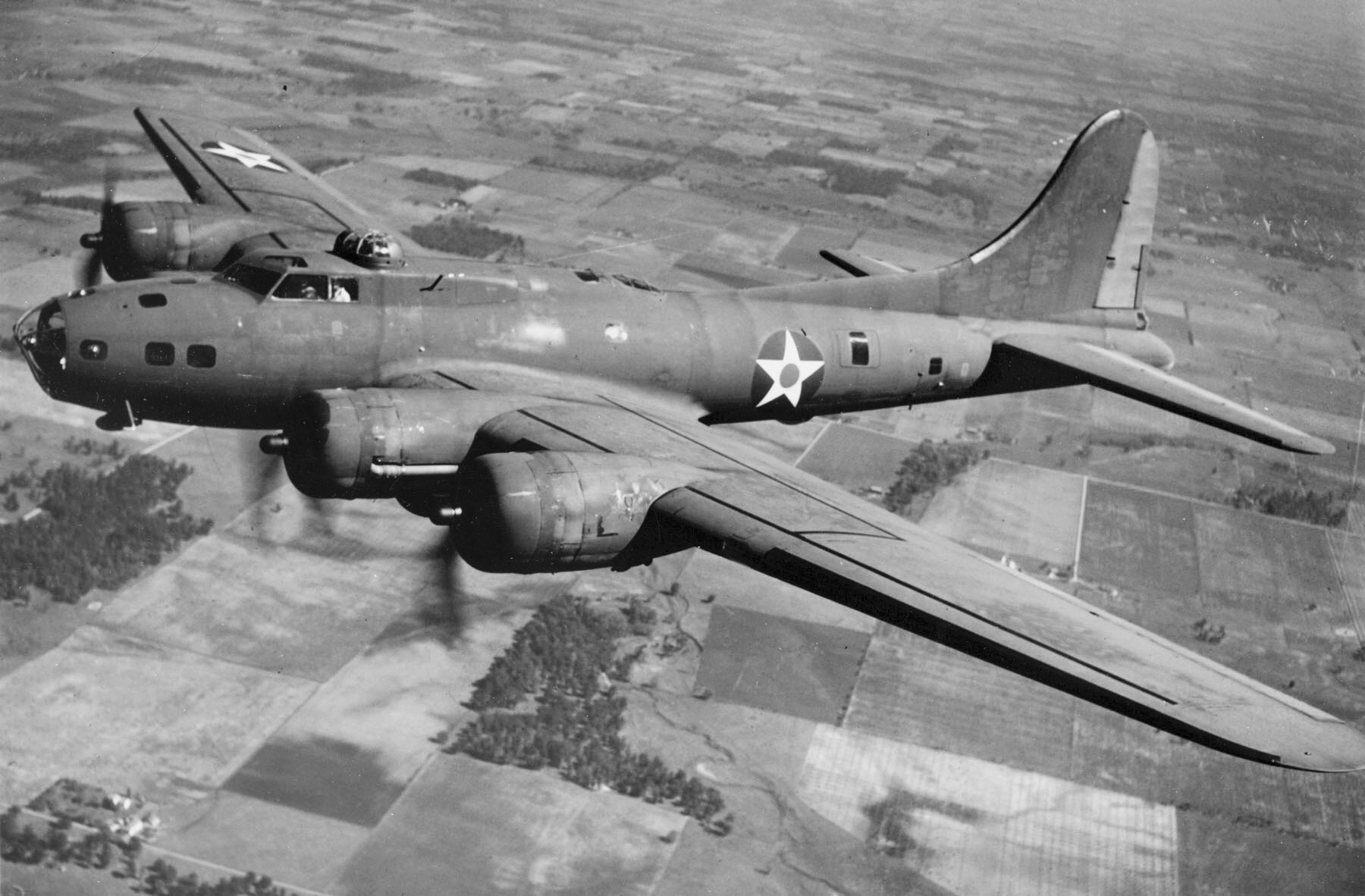 B 17 Boeing Flying Fortress2